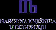 Narodna knjižnica Dugopolje logo knjižnice
