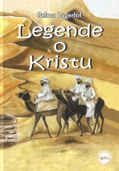 Knjiga Legende o Kristu - S. Lagerlöf slika naslovnice