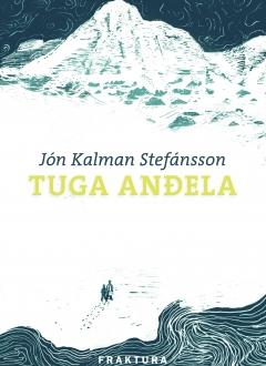 Knjiga Tuga anđela - Jón Kalman Stefánsson slika naslovnice